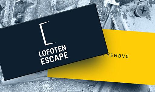 Gaveidé fra Lofoten Escape